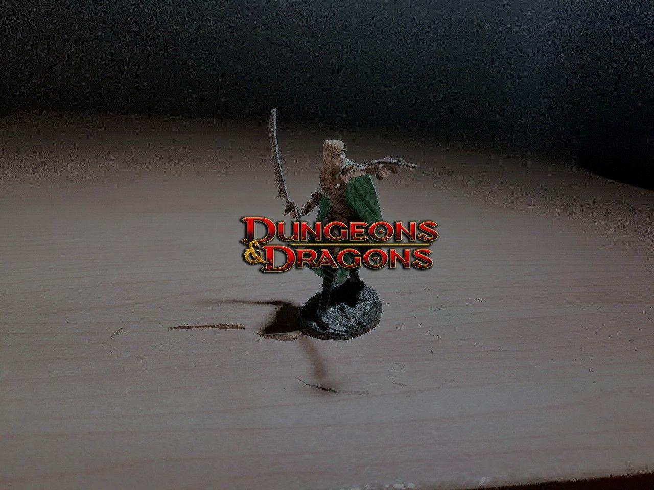 D&D: Irontooth 🗡️